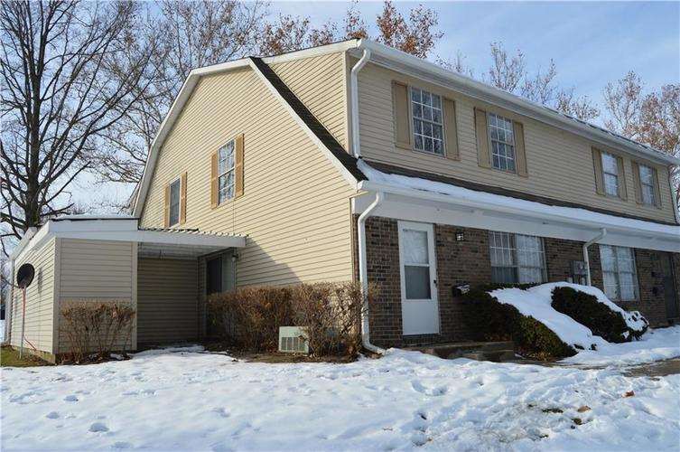 4953 Oakwood Trail Indianapolis, IN 46268   MLS 21686723   photo 1