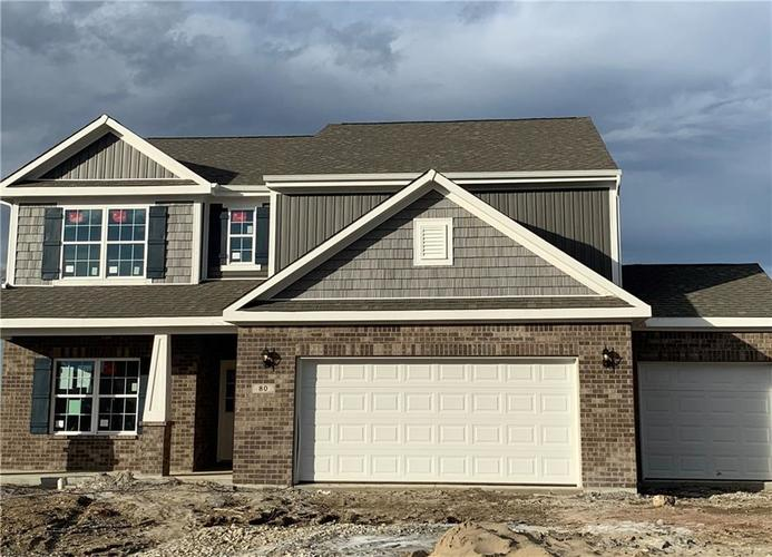 80 Mission Terrace Drive Whiteland IN 46184 | MLS 21686763 | photo 1