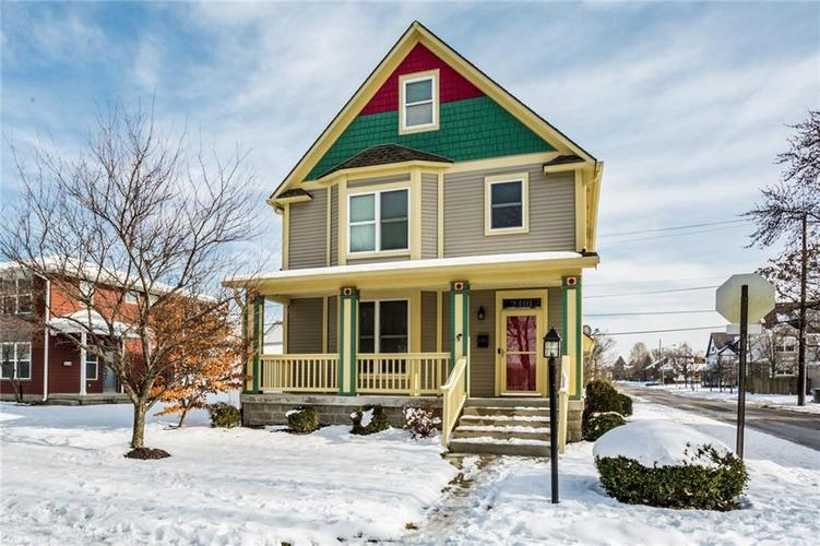 2401 N New Jersey Street Indianapolis, IN 46205 | MLS 21686799 | photo 2