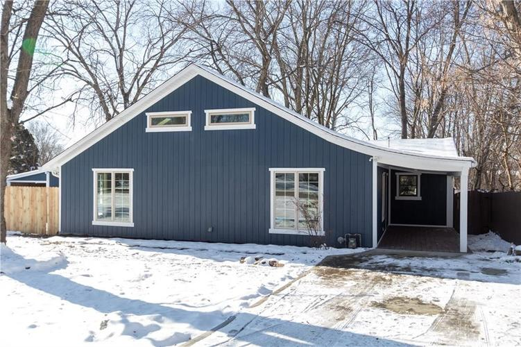 3420 S Rural Street Indianapolis, IN 46237 | MLS 21686801 | photo 1