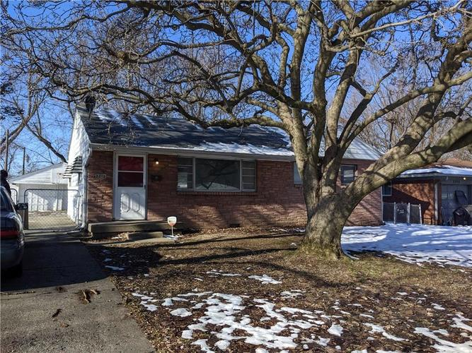 2212 N Bolton Avenue Indianapolis, IN 46218 | MLS 21686808 | photo 1