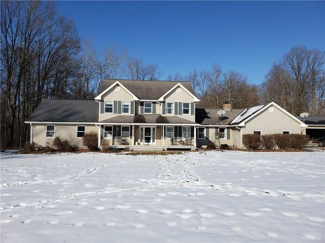 3148  W. Co Rd 550 South  Greencastle, IN 46135 | MLS 21686873