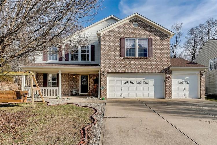 5503  Front Point Court Indianapolis, IN 46237 | MLS 21686888