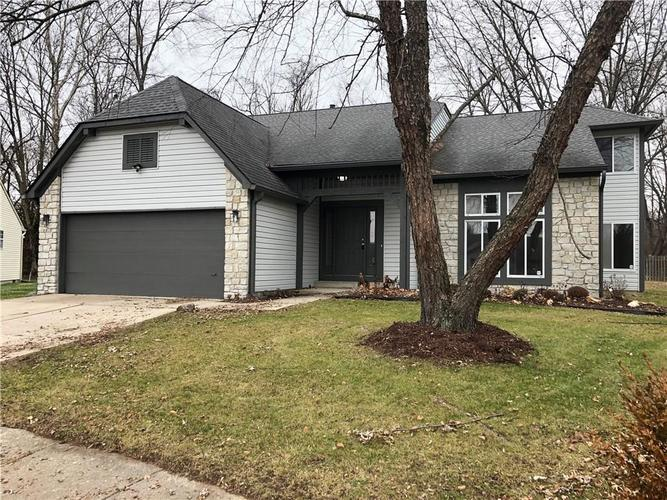 5844  LAKEFIELD Drive Indianapolis, IN 46254 | MLS 21686967