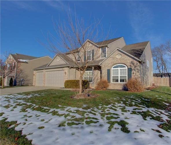 12664 Brookdale Dr Fishers, IN 46037 | MLS 21686976 | photo 1