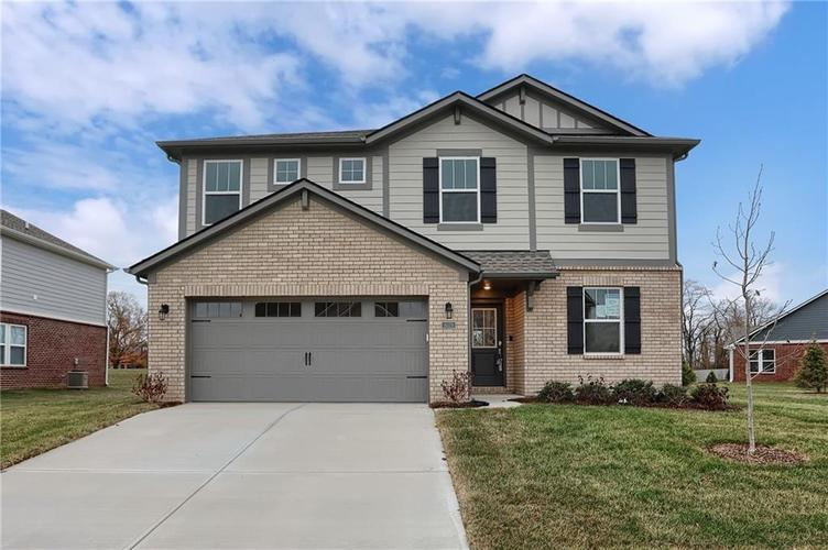 9747 Sonnette Circle Fishers, IN 46040 | MLS 21686980 | photo 2