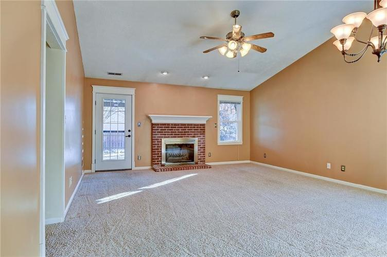 13009 Sinclair Place Fishers, IN 46038 | MLS 21686988 | photo 6