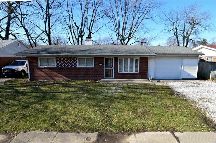 3332 Falcon Drive Indianapolis, IN 46222 | MLS 21687056 | photo 2