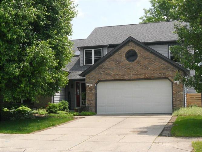 7659 Camberwood Drive Indianapolis, IN 46268   MLS 21687059   photo 1