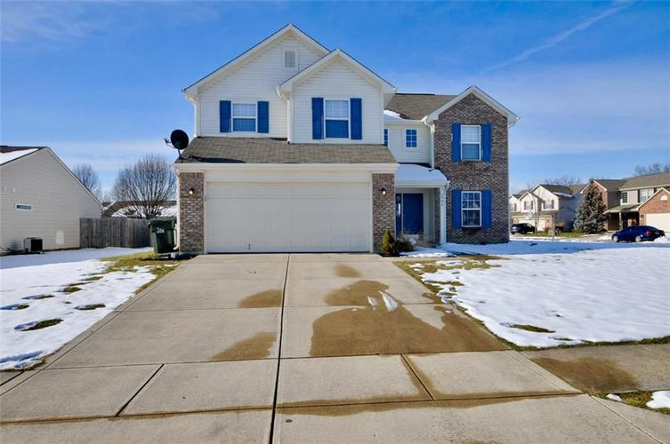 6946 N Karnes Drive McCordsville, IN 46055 | MLS 21687076