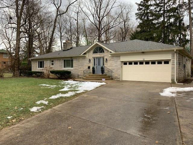 33 E 43RD Street Indianapolis, IN 46205 | MLS 21687088