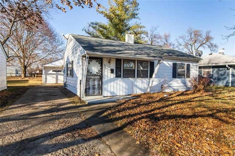 8222  Harrison Drive Indianapolis, IN 46226 | MLS 21687183