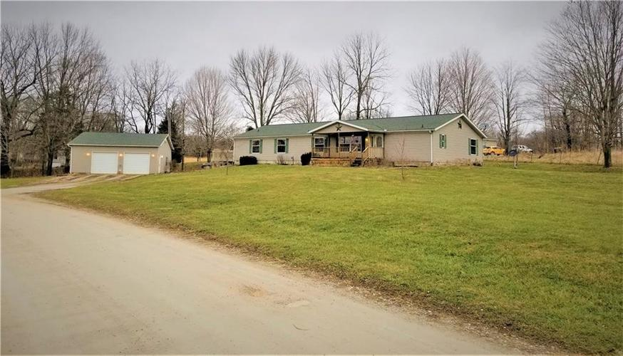 7543 S County Road 250  Greencastle, IN 46135 | MLS 21687205