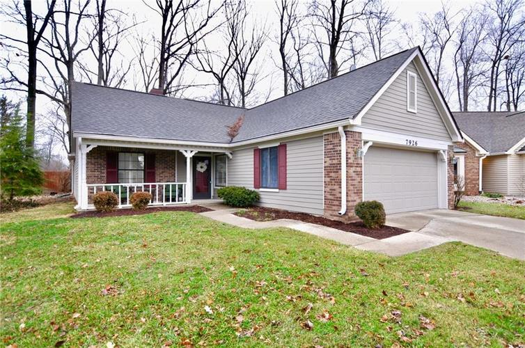 7926 Wickfield Court Indianapolis, IN 46256   MLS 21687236   photo 1