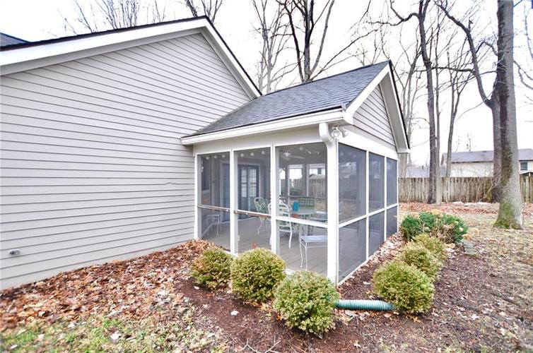 7926 Wickfield Court Indianapolis, IN 46256   MLS 21687236   photo 25