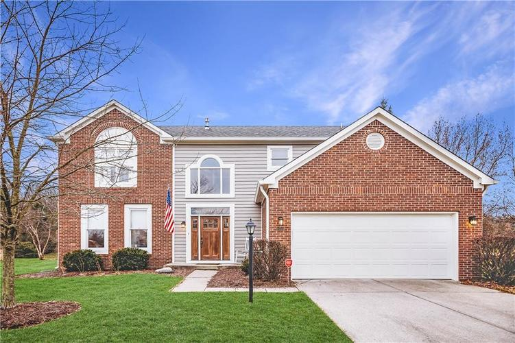 10325 BLUE FIN Drive Indianapolis, IN 46256   MLS 21687249   photo 1