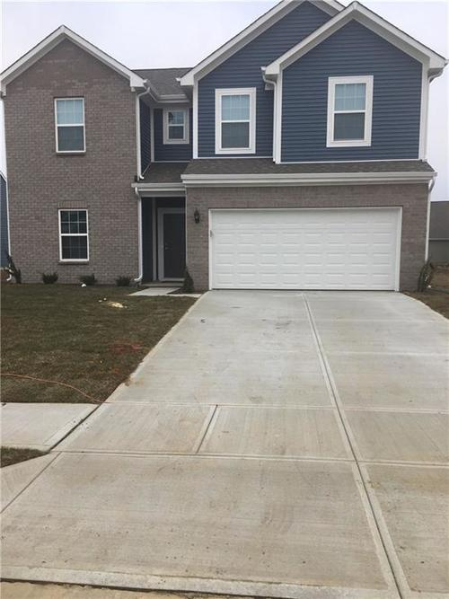 6743 Trey Drive Camby IN 46113 | MLS 21687322 | photo 1