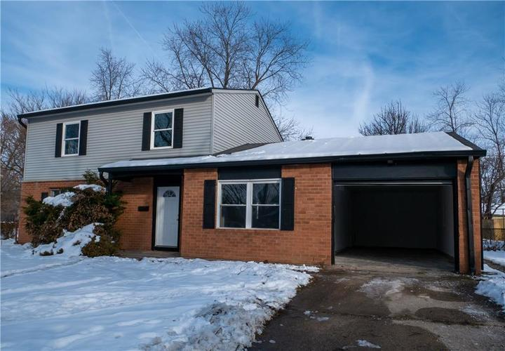 3715 N ERIN Drive Indianapolis, IN 46235 | MLS 21687333 | photo 1