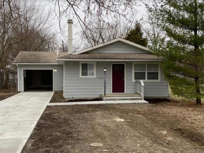 1804 N COOLIDGE Avenue Indianapolis, IN 46219 | MLS 21687342 | photo 1
