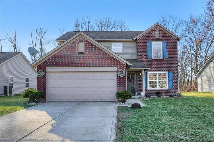 1547  Whisler Drive Greenfield, IN 46140 | MLS 21687347