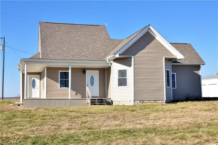 5002 W Old ST RD 46  Greensburg, IN 47240   MLS 21687353