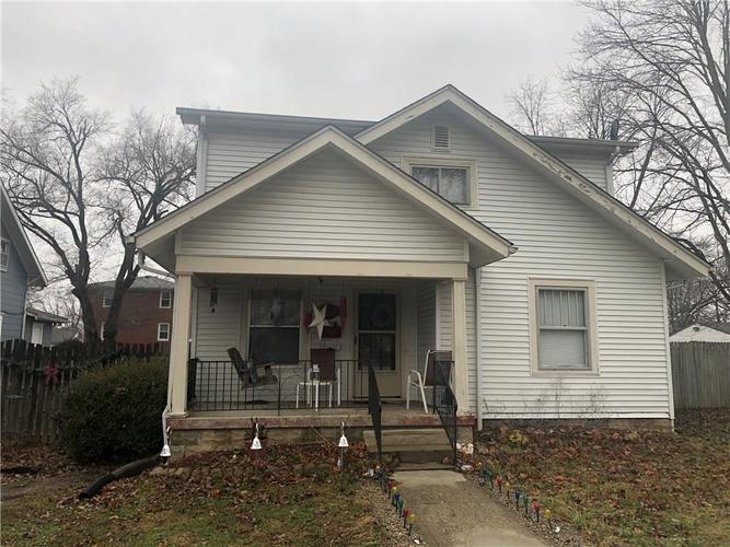 110 S Starter Street Indianapolis, IN 46229 | MLS 21687375 | photo 1