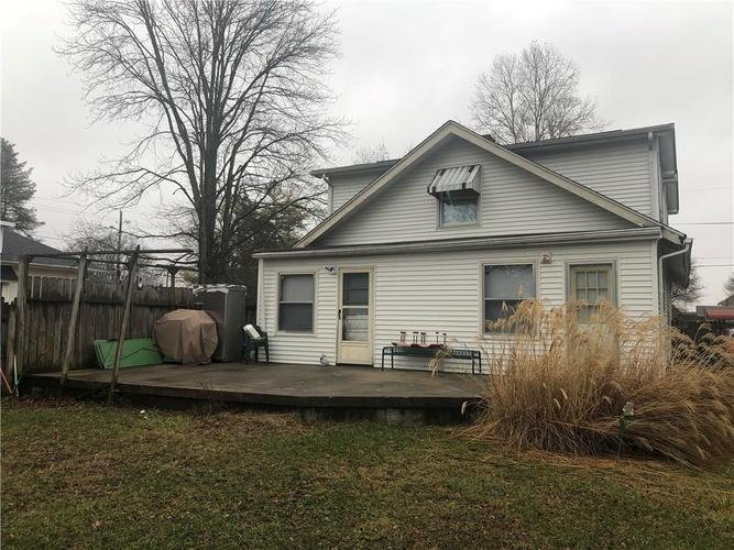 110 S Starter Street Indianapolis, IN 46229 | MLS 21687375 | photo 4