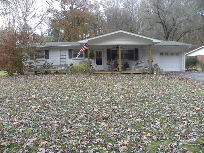970  Jackson Branch Road Nashville, IN 47448 | MLS 21687385