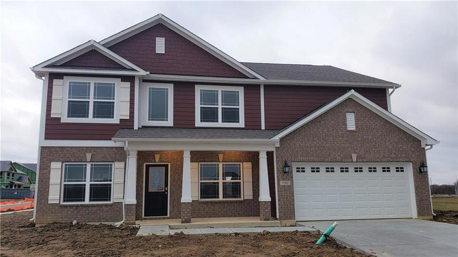 7203 Silverwood Court Indianapolis, IN 46259   MLS 21687411   photo 1