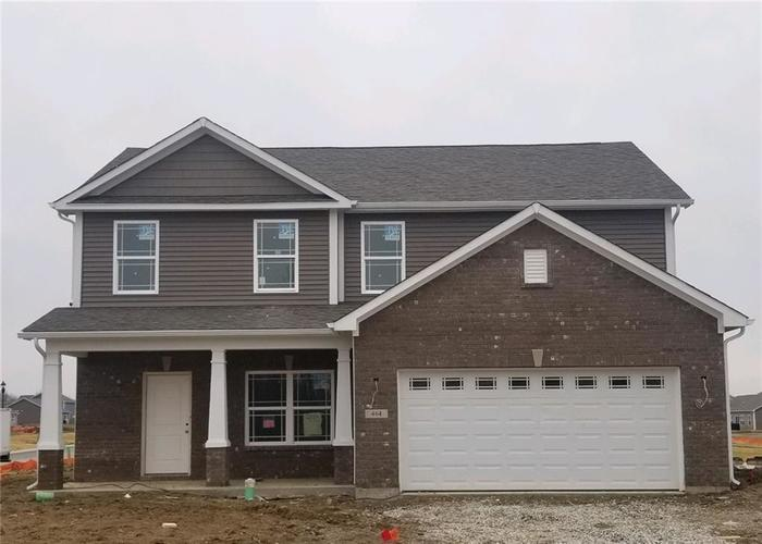 464 Thistlewood Drive Greenfield, IN 46140 | MLS 21687416 | photo 1