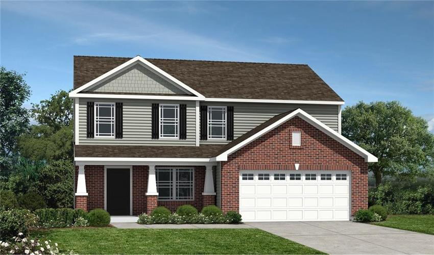 464 Thistlewood Drive Greenfield, IN 46140 | MLS 21687416 | photo 2