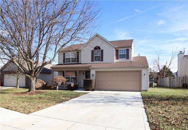 1537 Blankenship Drive Indianapolis, IN 46217 | MLS 21687423 | photo 1