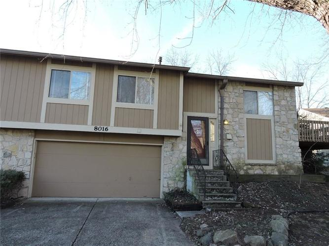 8016  Sunfield Court Indianapolis, IN 46214 | MLS 21687434