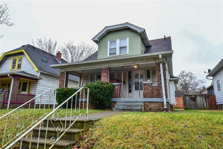 1210 N Kealing Avenue Indianapolis IN 46201 | MLS 21687438 | photo 1