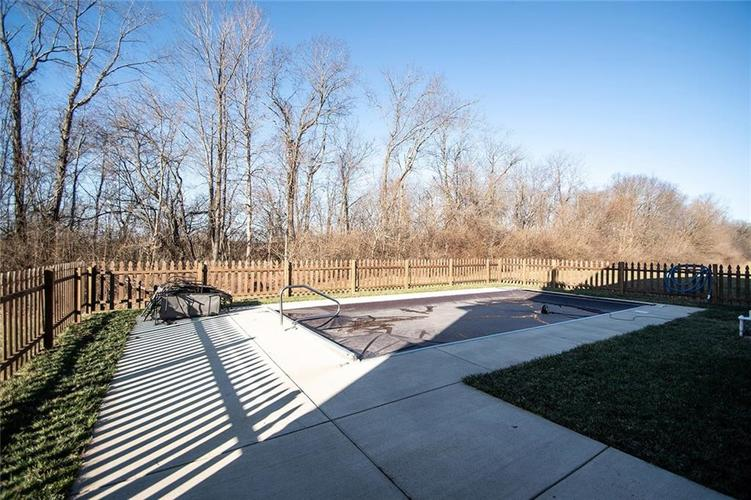 8015 Hyland Meadows Drive Knightstown, IN 46148 | MLS 21687474 | photo 44