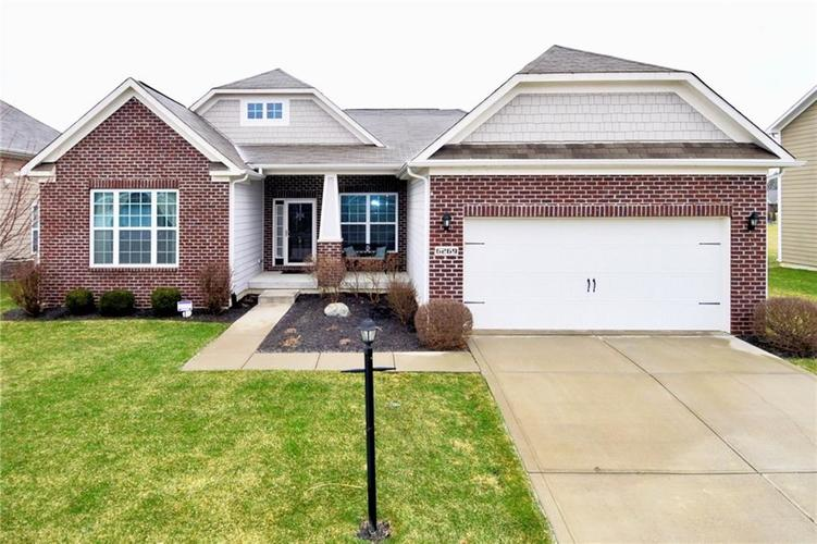 6269  Silver Leaf Drive Zionsville, IN 46077 | MLS 21687506
