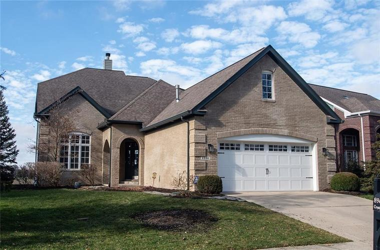 8964  Crystal River Drive Indianapolis, IN 46240   MLS 21687518