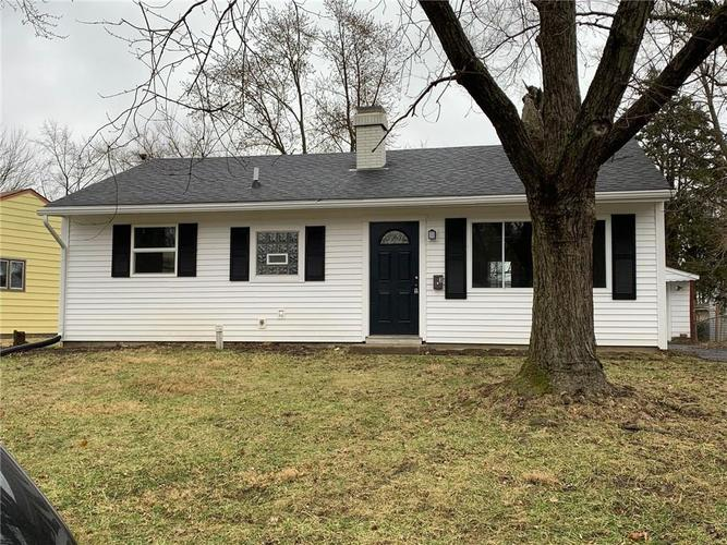 3 Zion Court Indianapolis, IN 46222 | MLS 21687521 | photo 1