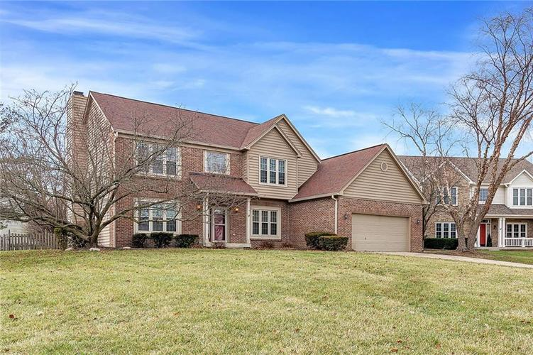 10224  Valley Ridge Circle Fishers, IN 46037 | MLS 21687532
