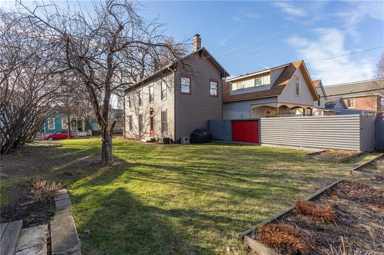 626 E Arch Street Indianapolis, IN 46202   MLS 21687544   photo 21