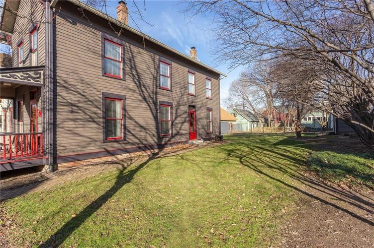626 E Arch Street Indianapolis, IN 46202   MLS 21687544   photo 22
