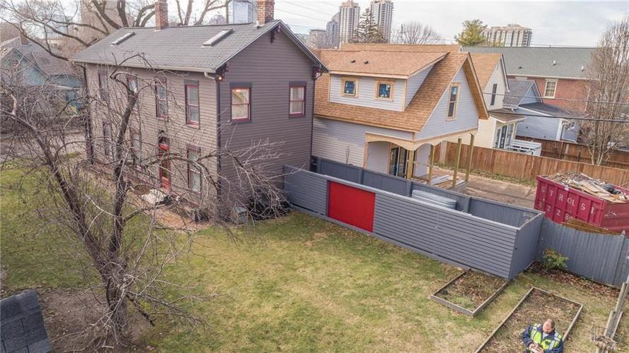 626 E Arch Street Indianapolis, IN 46202   MLS 21687544   photo 24