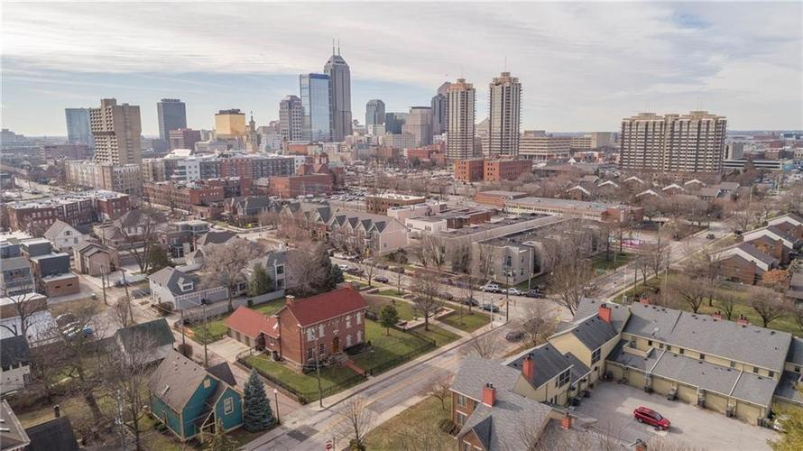 626 E Arch Street Indianapolis, IN 46202   MLS 21687544   photo 27