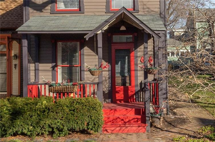 626 E Arch Street Indianapolis, IN 46202   MLS 21687544   photo 3
