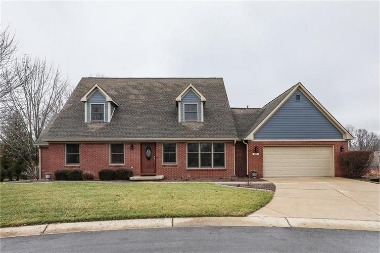 998 N High Meadow Court Greenwood, IN 46142 | MLS 21687561