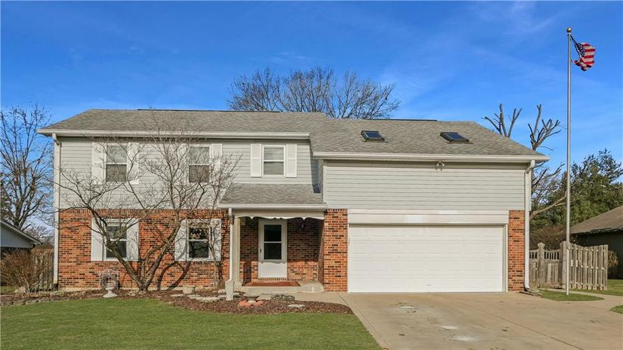 834 Front Royal Drive Indianapolis, IN 46227 | MLS 21687655 | photo 1