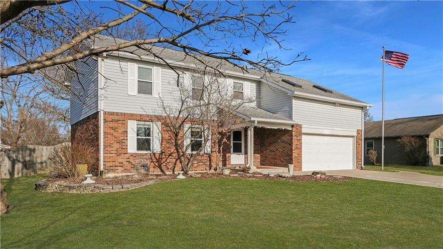 834 Front Royal Drive Indianapolis, IN 46227 | MLS 21687655 | photo 35