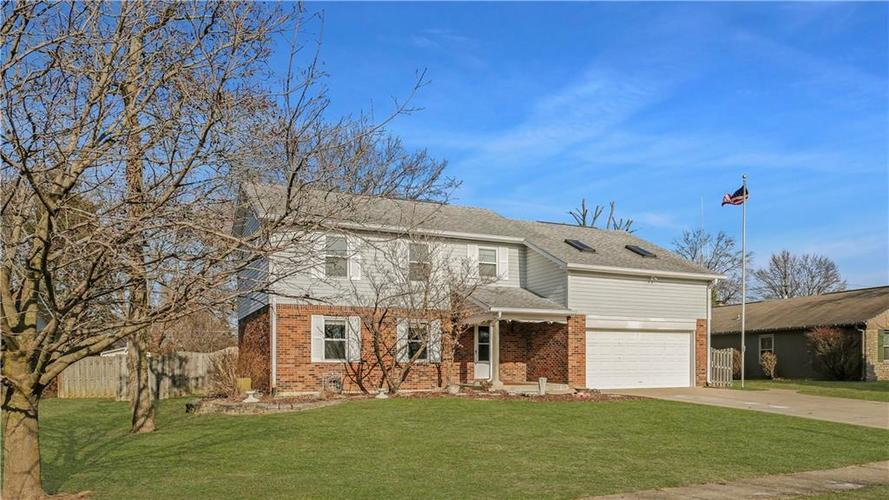 834 Front Royal Drive Indianapolis, IN 46227 | MLS 21687655 | photo 37