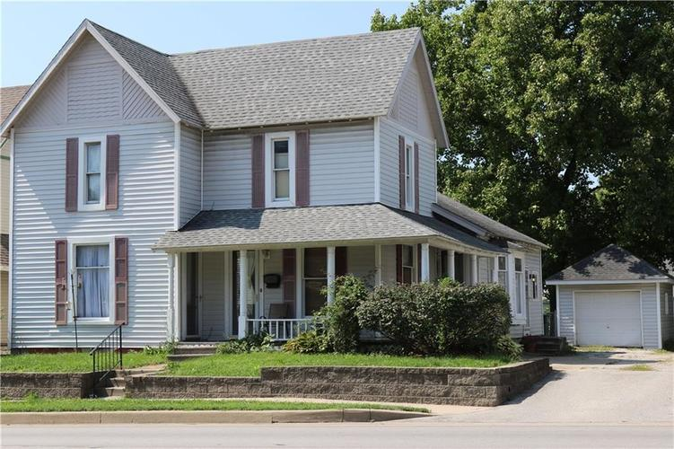 701 S Washington Street Crawfordsville, IN 47933 | MLS 21687658