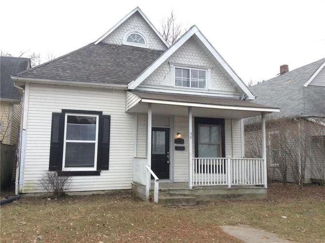 55 E Raymond Street Indianapolis IN 46225 | MLS 21687682 | photo 1